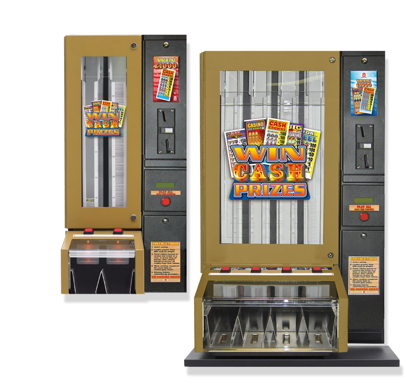 Popp-Opens Vending Machines