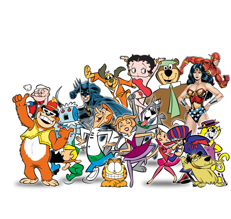 licensed-characters